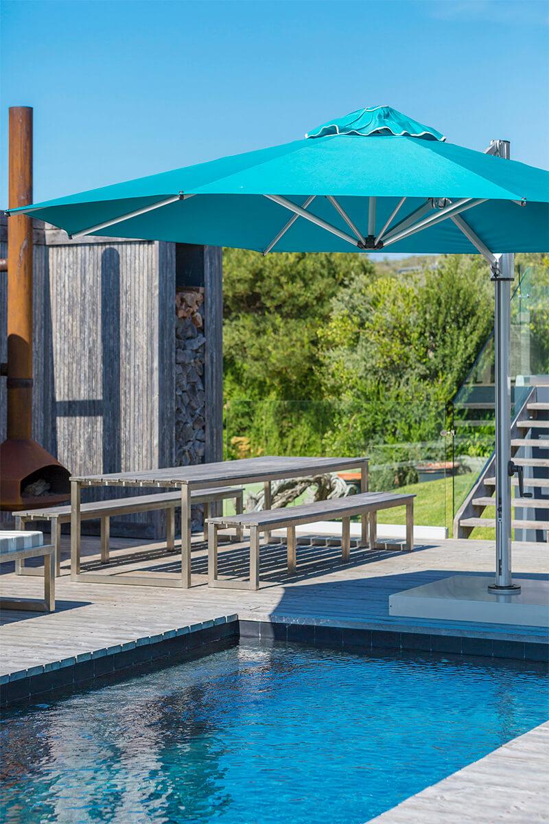 extensive range of umbrellas outdoor umbrellas for every. Black Bedroom Furniture Sets. Home Design Ideas